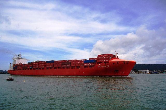 incoterm-FOB-transporte-marítimo