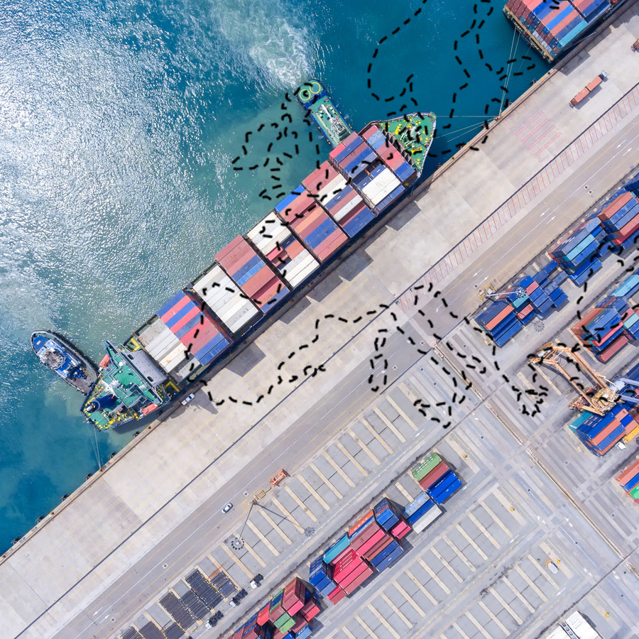 transporte marítimo cst grupo