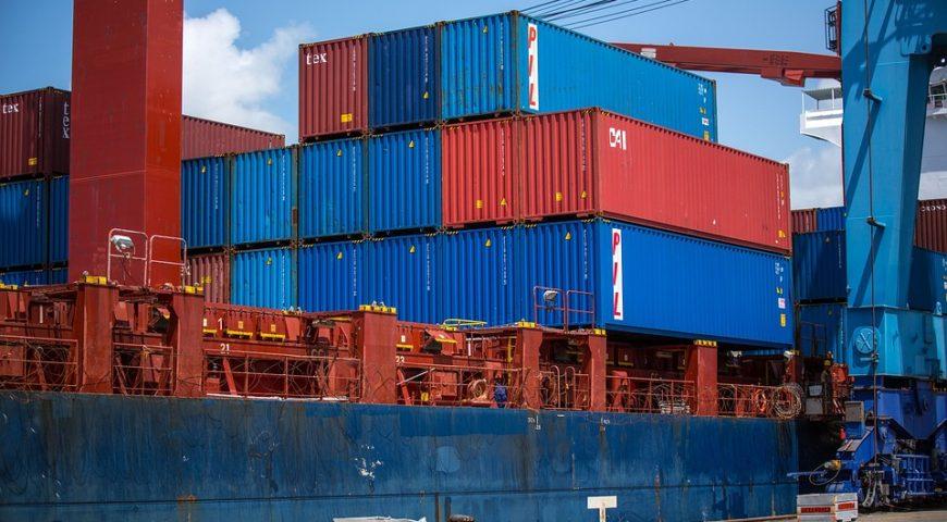 empresa transporte marítimo