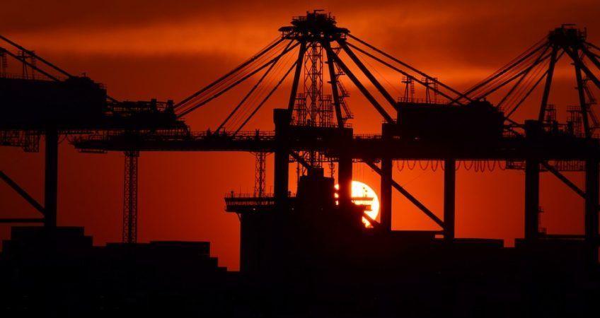puerto marítimo