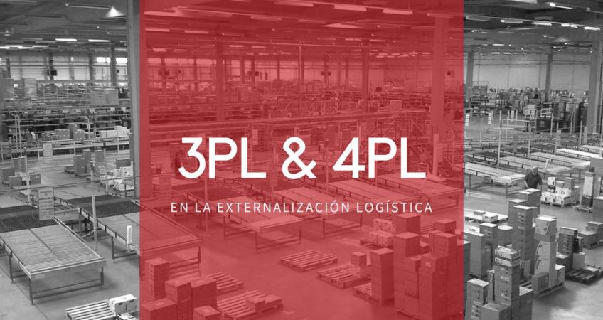 Operadores 3PL y 4PL en logística