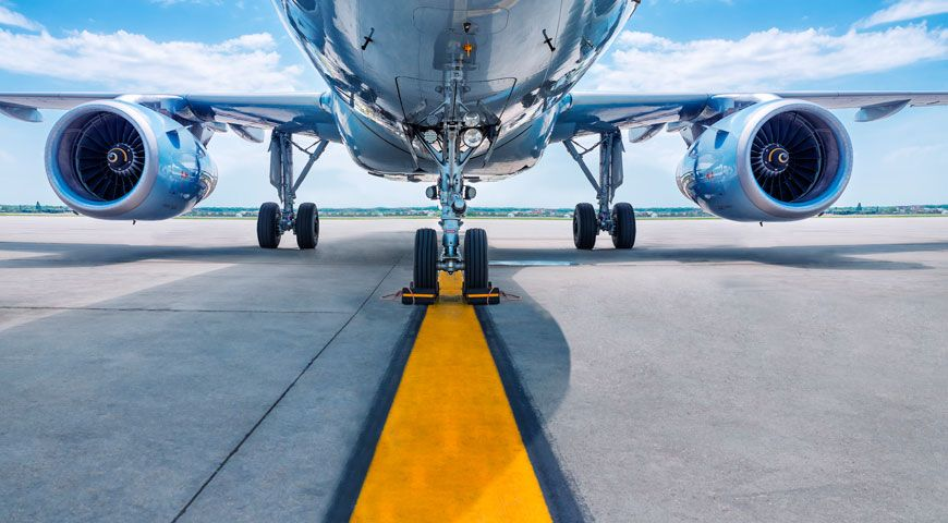 Transporte Aéreo de mercancía