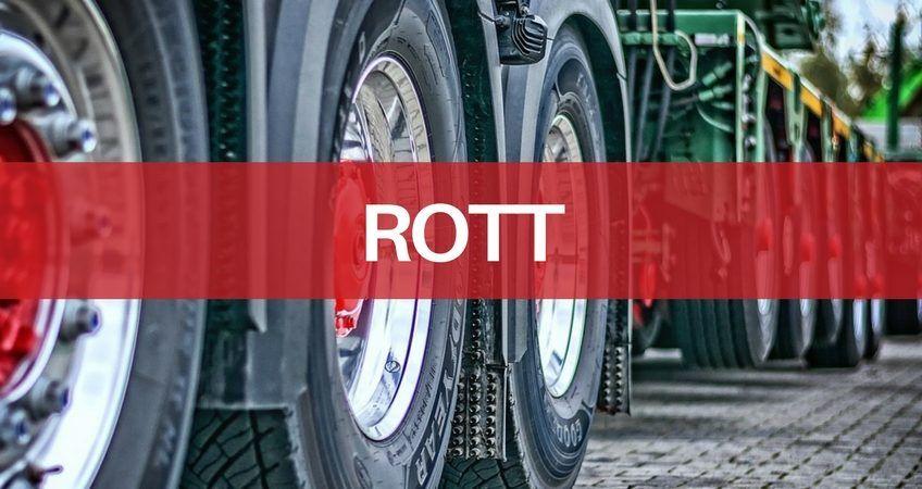 ROTT o Reglamento de Ordenación de los Transportes Terrestres