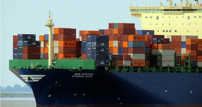 peso de los contenedores marítimos