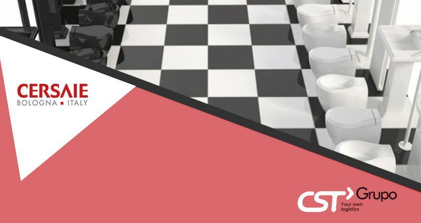 Cersaie 2018 CST Grupo