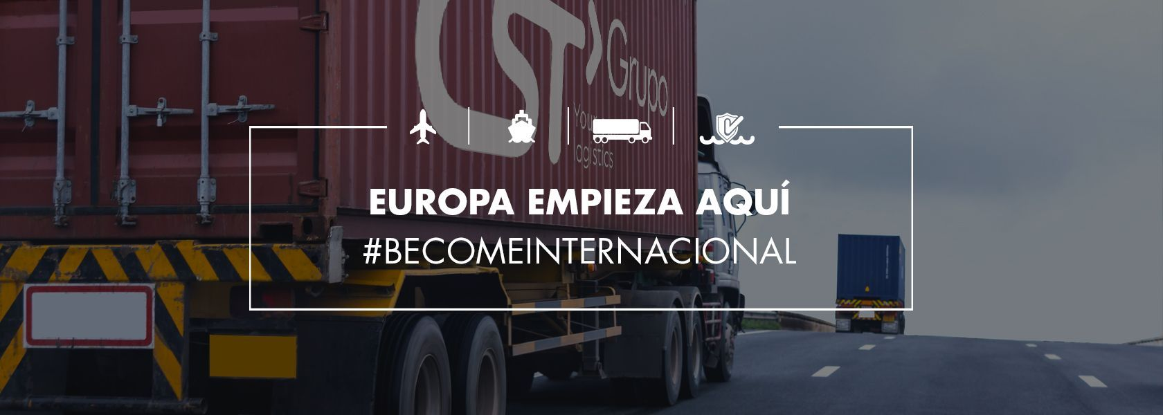 Transporte internacional de mercancías terrestre