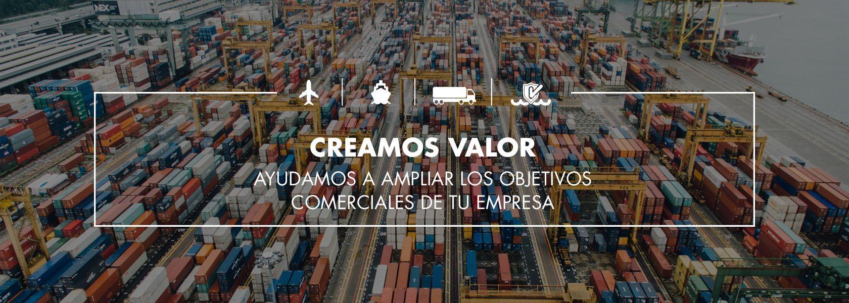 Transporte internacional de mercancías marítimo