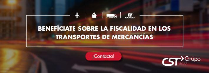 IVA en el transporte de mercancías- banner
