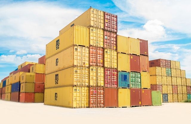 construction materials transport