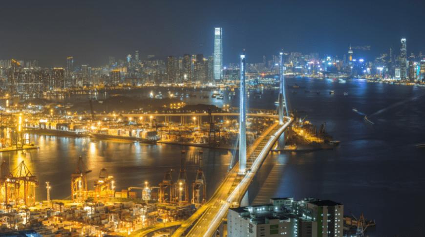 puerto china